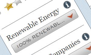 100% Renewable Power Plans