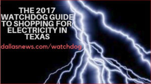 Texas Power Guide in Dallas Morning News