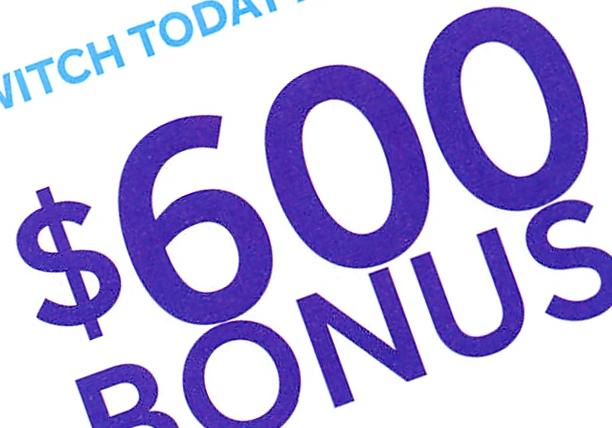 Reliant Secure 24 plan $600 bonus teaser